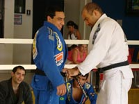 Alliance moves up in capoeira