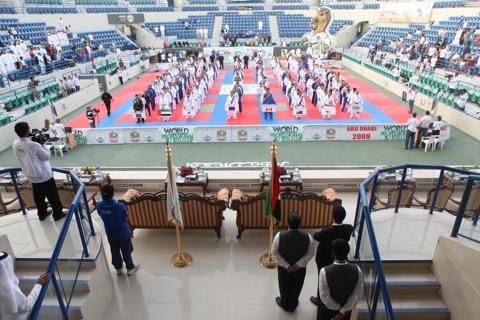 Campeonatos em Gramado e Barueri levam lutadores para Abu Dhabi em 2015