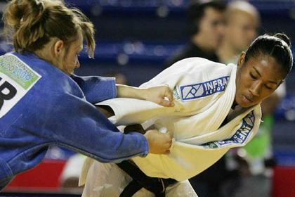 Ketleyn Quadros será uma das judocas em ação / Foto: CBJ