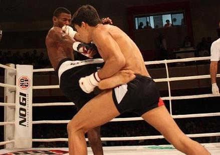 Revelação brasileira, Dudu Dantas passa adiante no Bellator