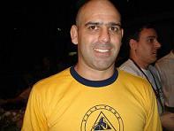 Gordo é um dos líderes da Gracie Fusion. Foto: Carlos Ozório