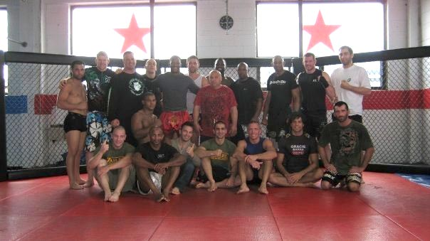 Group at Tri-Star Academy. Photo: Personal archive