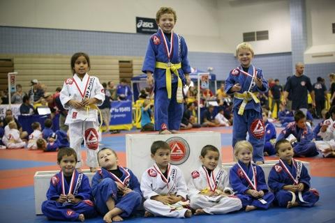 Free week of Jiu-Jitsu at GB Santa Ana