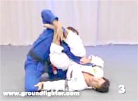Robson Moura teaches armbar finish from cross-guard