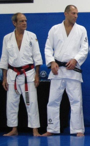Pedro Valente e Royce.