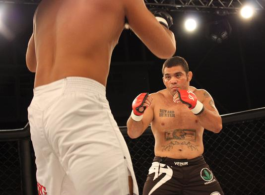 """Rogério Pezão's win over Paulão: """"I showed what I can do"""""""