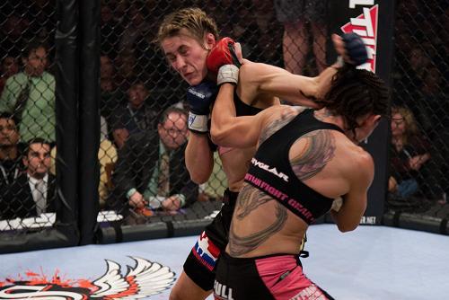 Strikeforce: Cyborg keeps title and Nick Diaz takes belt