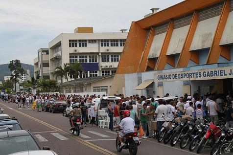 Evento é garantia de casa cheia em Santa Catarina. Foto: divulgação