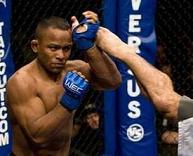 Fredson Paixão to make UFC debut