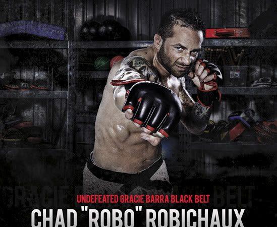 "Gracie Barra's Chad ""Robo"" looks to SH1NE in 2010"