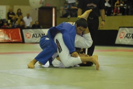 Guto Campos também garantiu presença. Foto: Ivan Trindade
