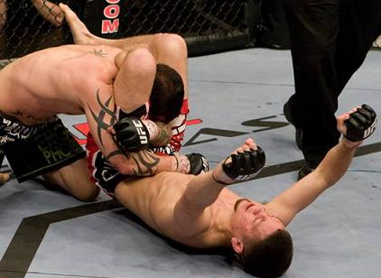 O Jiu-Jitsu que funciona no MMA: o triângulo de Nate Diaz no UFC Fight Night
