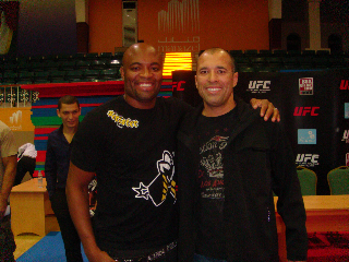Royce and Anderson together? Only on GRACIEMAG.com