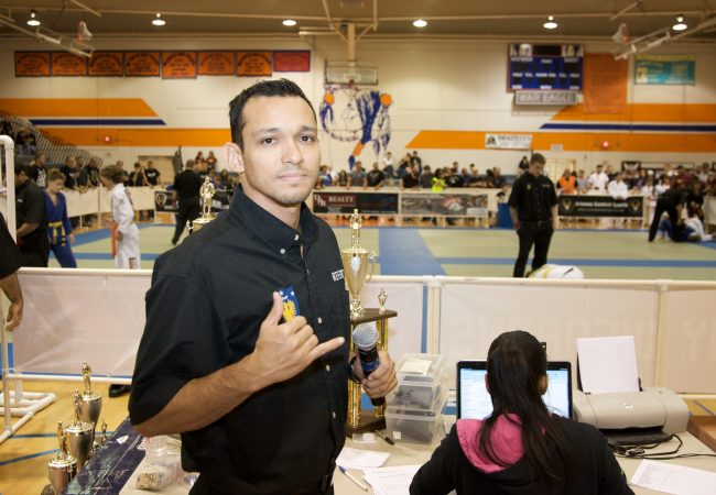Robson Moura to compete at 5th AZ International Open