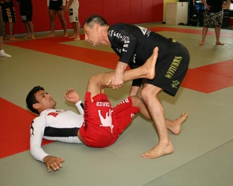 Rubens Cobrinha também luta o Mundial Sem Kimono