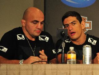Wallid: Jungle no Alemão não vai de carona no UFC Rio