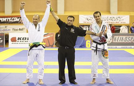 Compete at European Open with discount