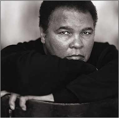 """Muhammad Ali e """"a melhor mensagem já recebida"""" por Dana White"""