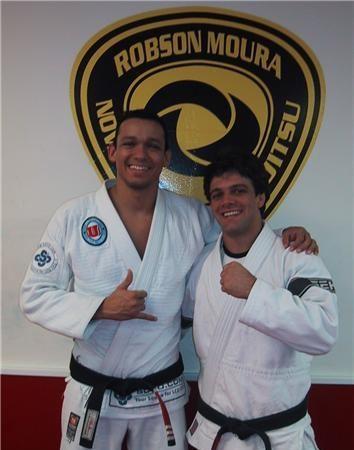 Robson Moura and Gustavo Dantas seminar