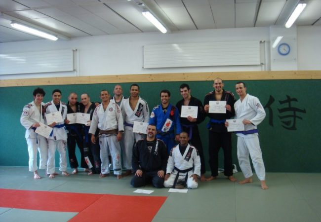 BTT gains 2 more black belts in Europe and a blue in Casablanca