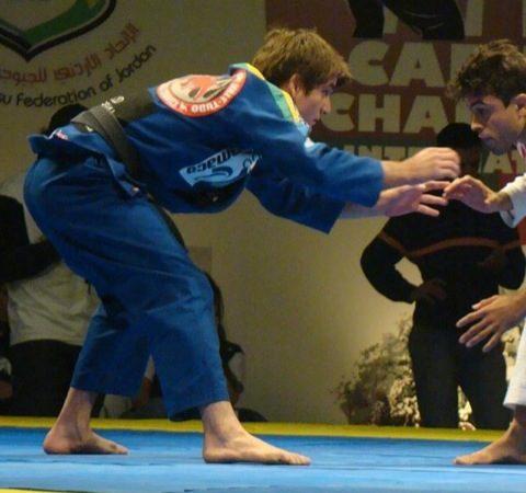 Baú do Jiu-Jitsu: reveja Rafael Mendes x Bruno Malfacine em Abu Dhabi, em 2011