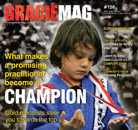 GRACIEMAG #156: get yours at your GMA academy