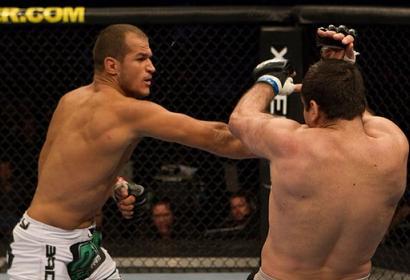 Cigano, da luta como pedreiro para o Jiu-Jitsu e o boxe