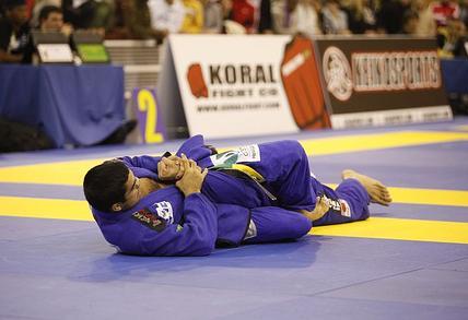 Do baú: relembre Guto Campos x Otavio Sousa no Pan de Jiu-Jitsu 2008