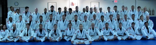 Gracie Barra instructor's meeting sets vision for the future