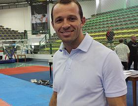 Fernando Paradeda é o presidente da FGJJ. Foto: Carlos Ozório