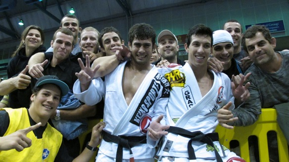 Kayron Gracie comments on title