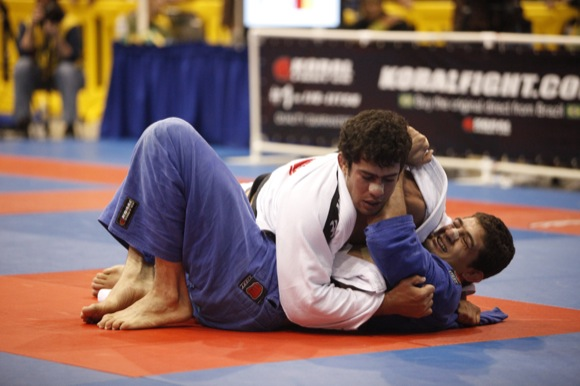 Pan champ Otavio wants 1st Worlds gold as black belt