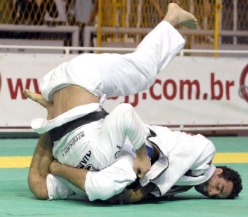 Clássico: relembre Bráulio Estima x Fernando Margarida no Jiu-Jitsu