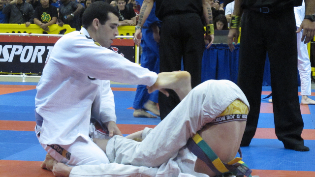 GB purple belts on the rise