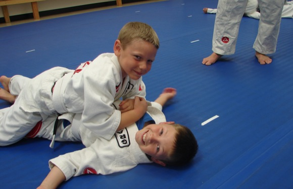 GB brings fathers and sons together on the mats
