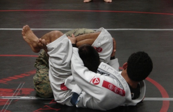 US Marines: discipline, tactics and Jiu-Jitsu
