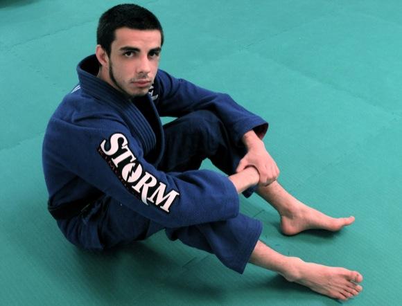 Worlds 2010: black belt with Italian seasoning