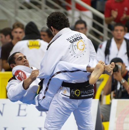 Marcelo Garcia's four-time world champion seminar