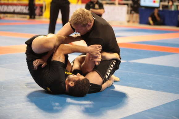 Josh Barnett vs Bruno Paulista