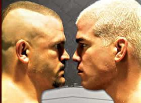 MMA: relembre o nocaute de Chuck Liddell em Tito Ortiz no UFC