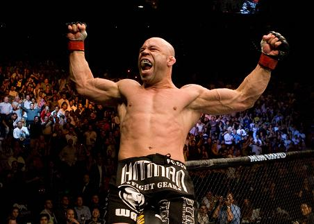 Wanderlei out of UFC 116 with injury