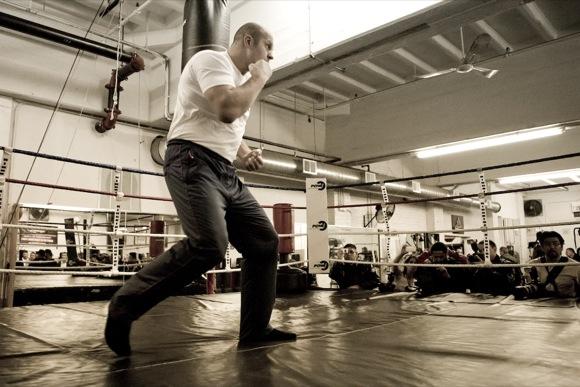 """Vídeo: O treino de Fedor Emelianenko para lutar o """"novo Pride"""""""