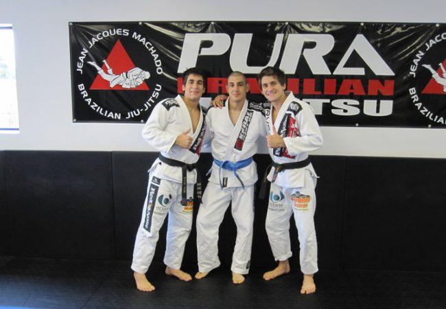 Mendes Bros at Pura BJJ