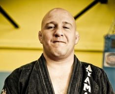 Carlson Gracie Jr seminar in Davis, California