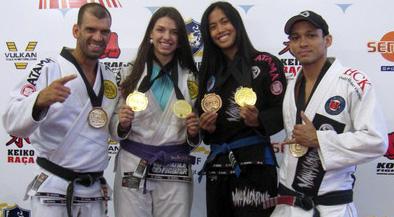 Little Arizona delegation wins big in Rio