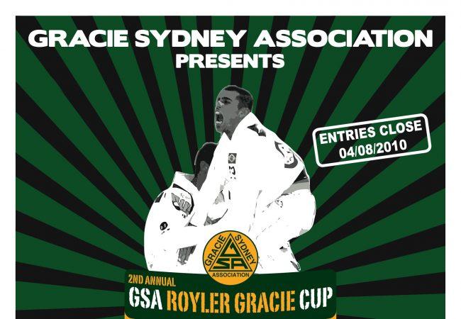 Royler Gracie Australian Tour