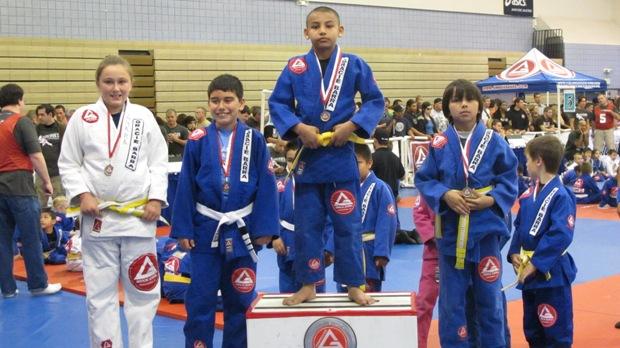 Bring your kids to the incredible world of Jiu-Jitsu