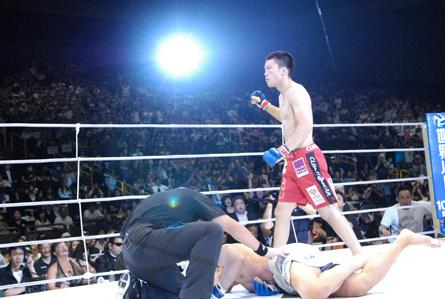Aoki, Gesias and Mousasi come up big at Dream