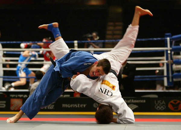 Get inspired with the top ten Ippons of 2013 and go train some judo