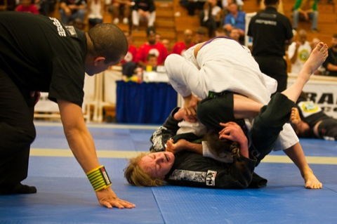Women's Jiu-Jitsu Championship in Texas